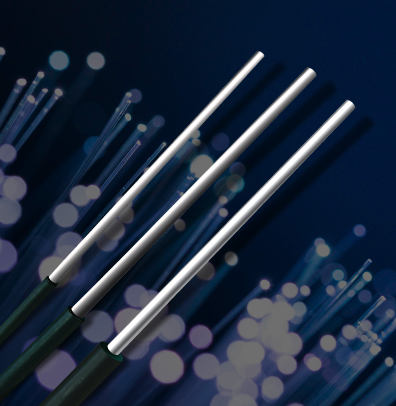 HDPE Coated Steel Wires